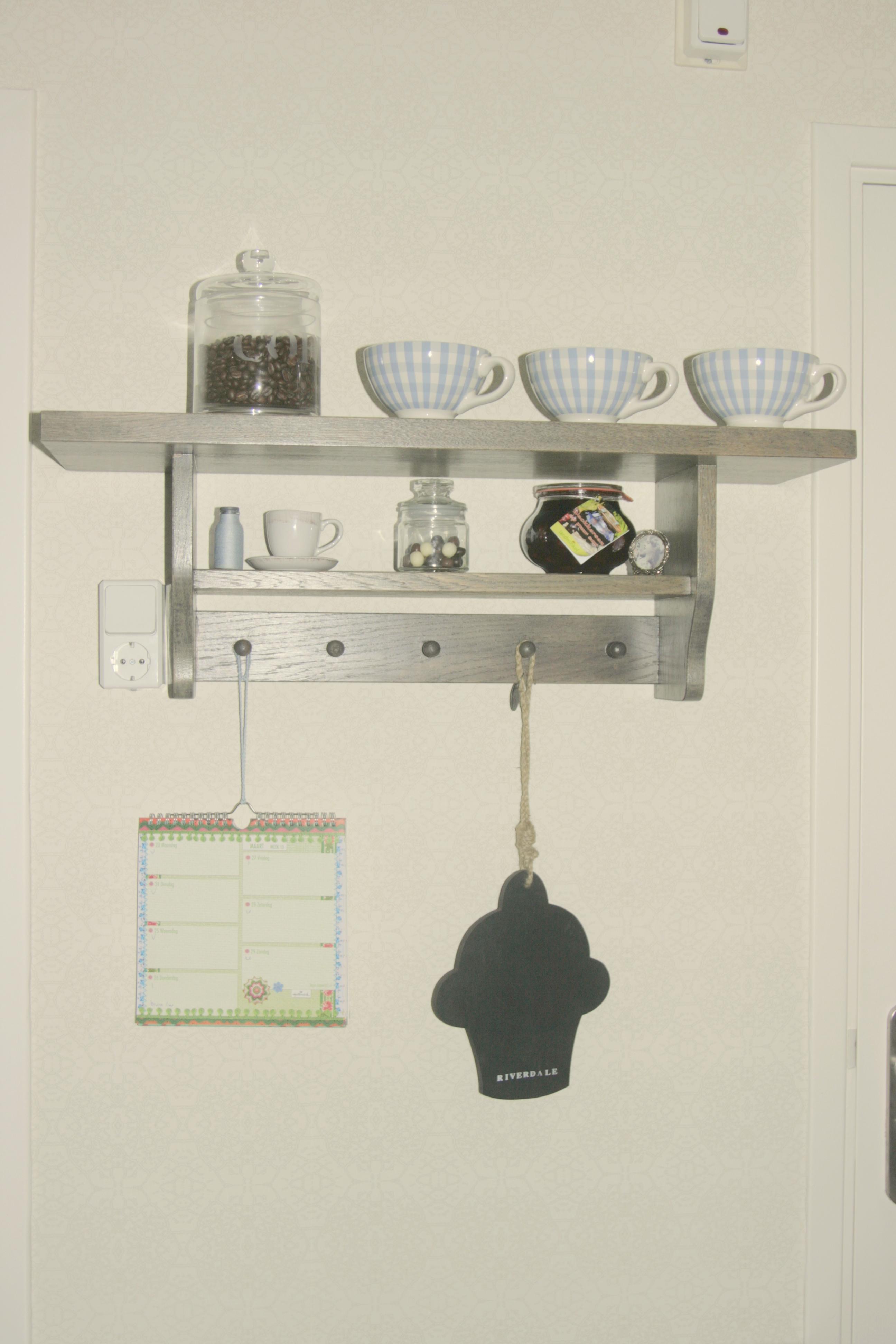 Wandplank Keuken Landelijk.Portfolio Specials Blindewandplanken