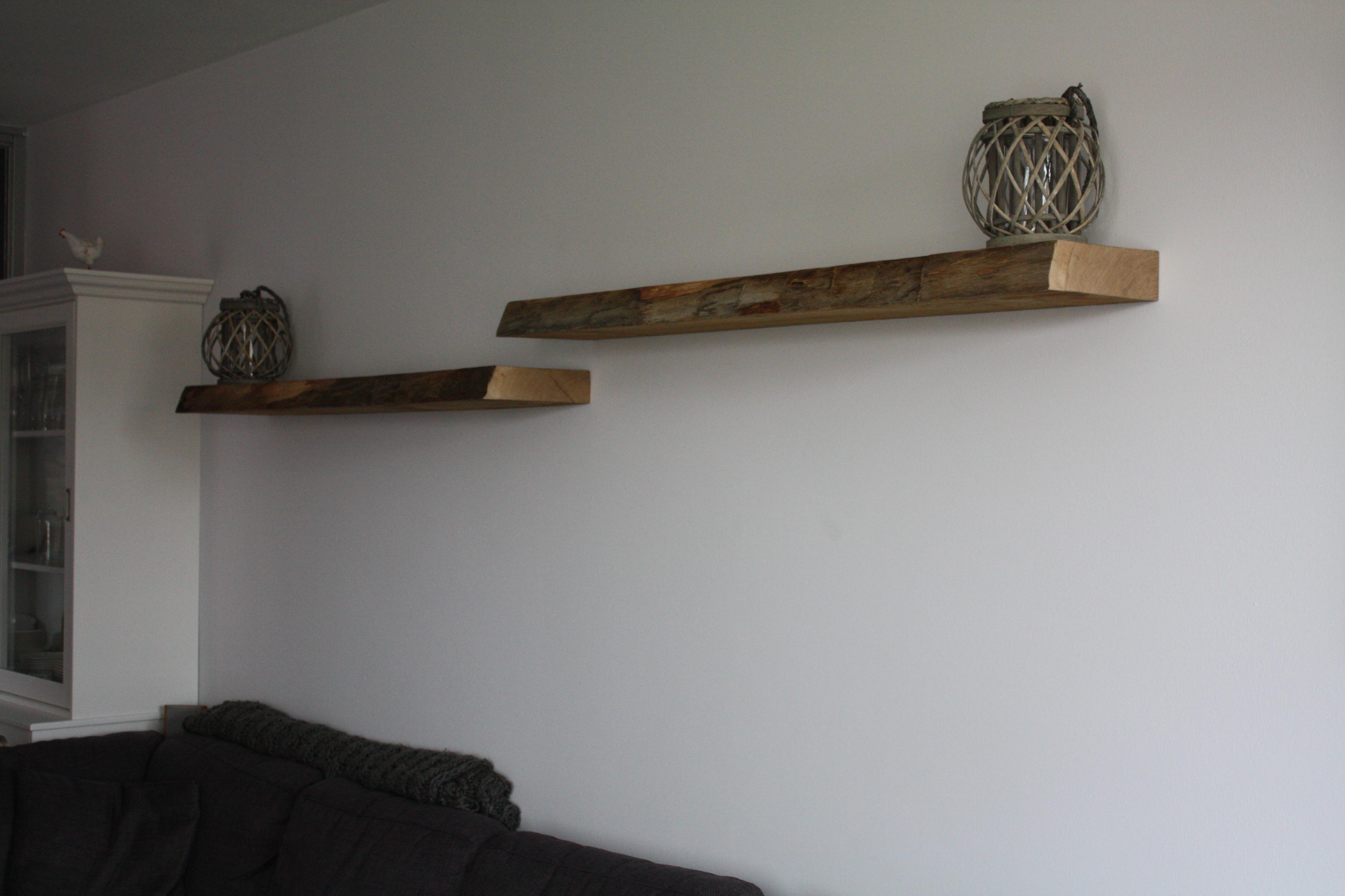Houten Plank Voor Aan De Muur.Eiken Houten Planken Muur Houten Planken Houtmateriaal Dehands Be