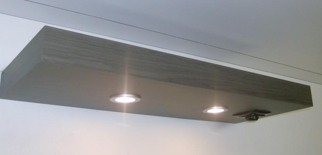 Portfolio verlichting - Blindewandplanken