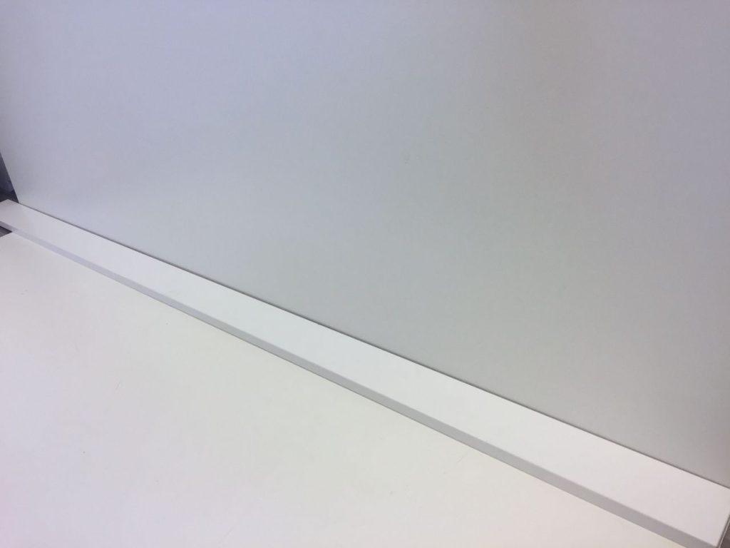 130) MDF wit gespoten Image