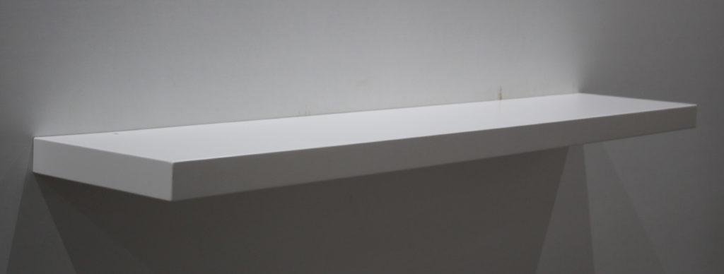 349) MDF wit gespoten met verlichting Image